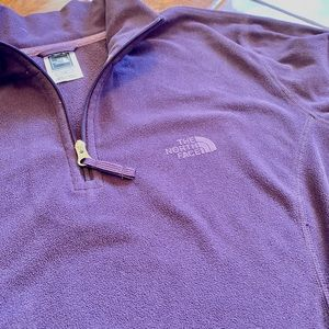 The North Face Half Zip Pullover